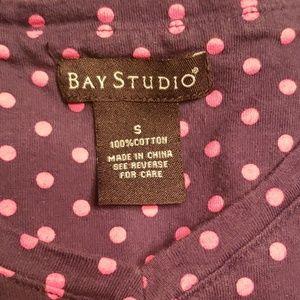 Bay Studio Tops - Bay Studio Top Size Small